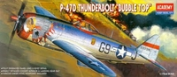 Истребитель P-47D Bubble Top