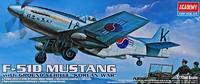 Истребитель F-51D Mustang, война в Корее