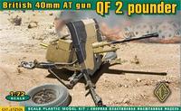 QF 2 Британская 40мм противотанковая пушка