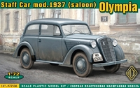 Штабная машина Olympia 1937