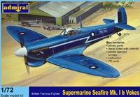 Палубный истребитель Supermarine Seafire Mk.Ib (Vokes)