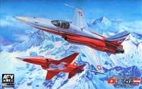 Истребитель F-5E Swiss/Austria Air Force