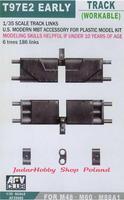 Траки для M48 и M60 (ранняя версия)
