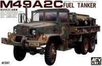 Грузовик M49A2C с топливным баком