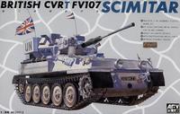 BRITISH CVR(T) FV107 SCIMITAR Скорпион