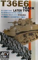 M5/M8 LIGHT TANK T36E6 TRACK