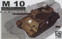Истребитель танков США M10