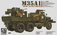 Грузовик M35A1 с орудием (вьетнамская война)