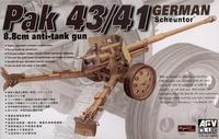 GERMAN 88mm PAK- 43/41