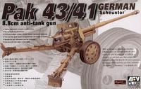 GERMAN 88mm PAK- 43/41