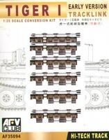 Рабочие траки для танка Тигр I (ранняя версия)