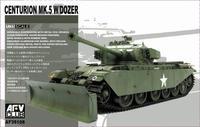 CENTURION MK 5 W/DOZER
