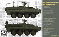 БТР M1130 Stryker