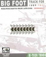 M2A2/M3A3/AAV7A1/MLRS  LATE/CV90 «BIG FOOT« TRACK
