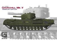 Танк «Черчилль» MK V