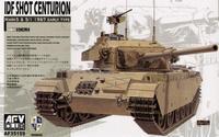 IDF CENTURION MK.5 (SIX DAY WAR)