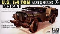 Автомобиль M38A1 4x4