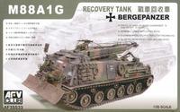 Бронированная ремонтно-эвакуационная машина M88A1G recover tank Bergerpanzer