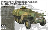 БТР Sd.Kfz 251 Ausf. D (LIMITED)