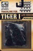Траки для Tiger I late version