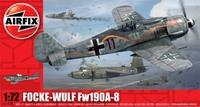Истребитель-моноплан Focke Wulf Fw190A-8