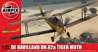 Биплан De Havilland DH.82a Tiger Moth
