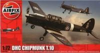 Канадский самолет DHC Chipmunk T.10