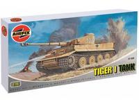 Модель танка Тигр I