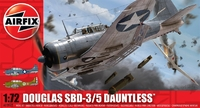Бомбардировщик — разведчик Douglas Dauntless