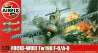 Истребитель Focke Wulf 190 A8/F8