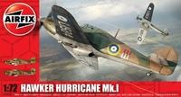 Истребитель Hurricane Mk.1