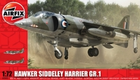 Истребитель Bae Harrier GR1