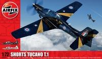Учебно-боевой самолет Shorts Tucano T.1