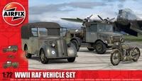 Аэродромные автомобили RAF Второй мировой войны