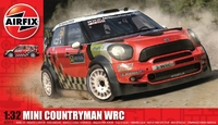 Автомобиль Mini Countryman WRC