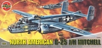 Самолет NORTH AMERICAN B-25 MITCHELL SERIES 4 (1:72 SCALE)