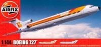 Пассажирский самолет Boeing 727