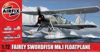 Поплавковый гидросамолет Fairey Swordfish Mk.I