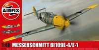 Истребитель Messerschmitt Bf109E-4/E-1