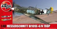 Истребитель Messerschmitt Bf109E- тропический