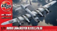 Бомбардировщик Avro Lancaster BI(F.E.)/BIII
