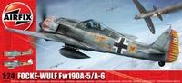 Истребитель-бомбардировщик FW-190A-5/A-6