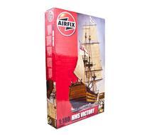 Линейный корабль HMS Victory (набор с красками и клеем)