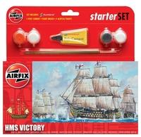 """Подарочный набор с моделью британского корабля HMS """"Victory"""""""