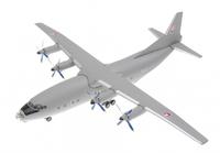 Советский военно-транспортный самолет АН-12 Словакия