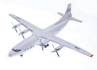 Советский военно-транспортный самолет АН-12 ООН