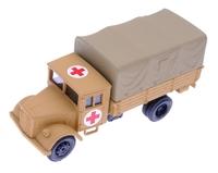 Автомобиль Deutz красный крест, бежевый