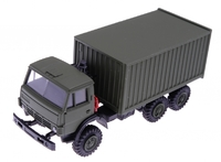 Автомобиль Камаз контейнер