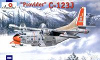 C-123J «Provider» Транспортный самолёт ВВС США.