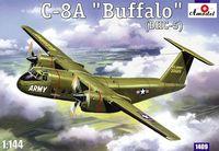 C-8A «Buffalo» (DHC-5) Транспортный самолет с коротким взлетом и посадкой, ВМС США.